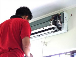 chemical aircon cleaning